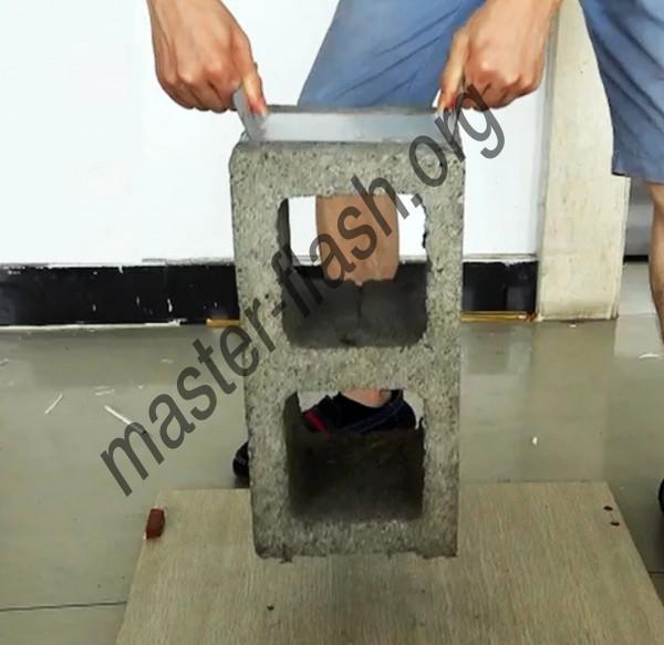 """Лента кровельная """"Мастер Флеш"""" алюминиевая каучуковая (10см х 5м)"""